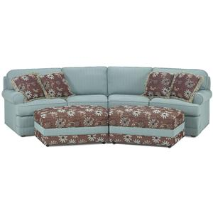 Exceptionnel Temple Furniture Tailor Made 2 Piece Conversation Sofa