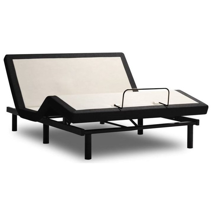 Ergo 2 Full Ergo 2.0 Adjustable Base by Tempur-Pedic® at Darvin Furniture