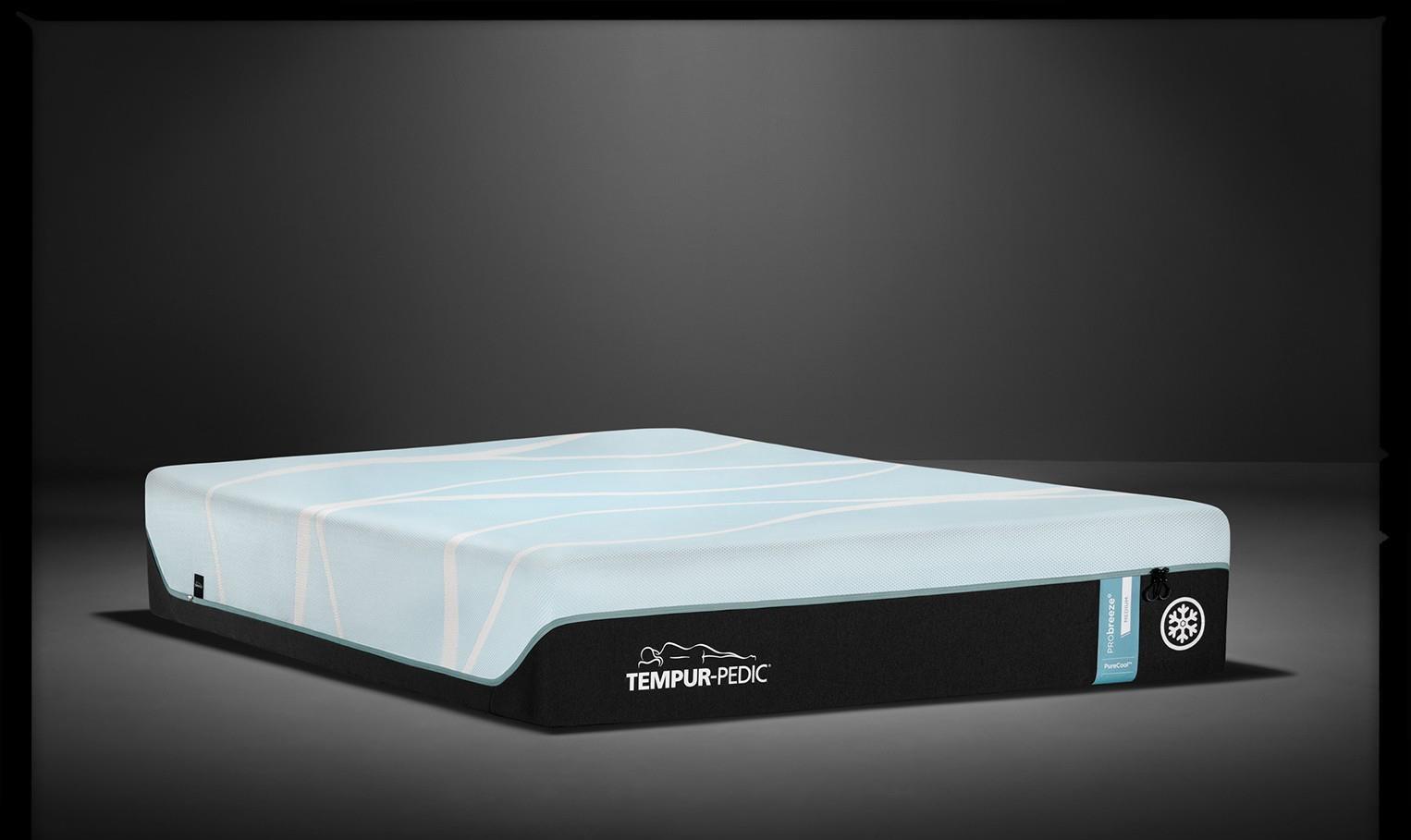 TEMPUR-PRObreeze° Medium Queen TEMPUR-PRObreeze° Medium Mattress by Tempur-Pedic® at Ultimate Mattress