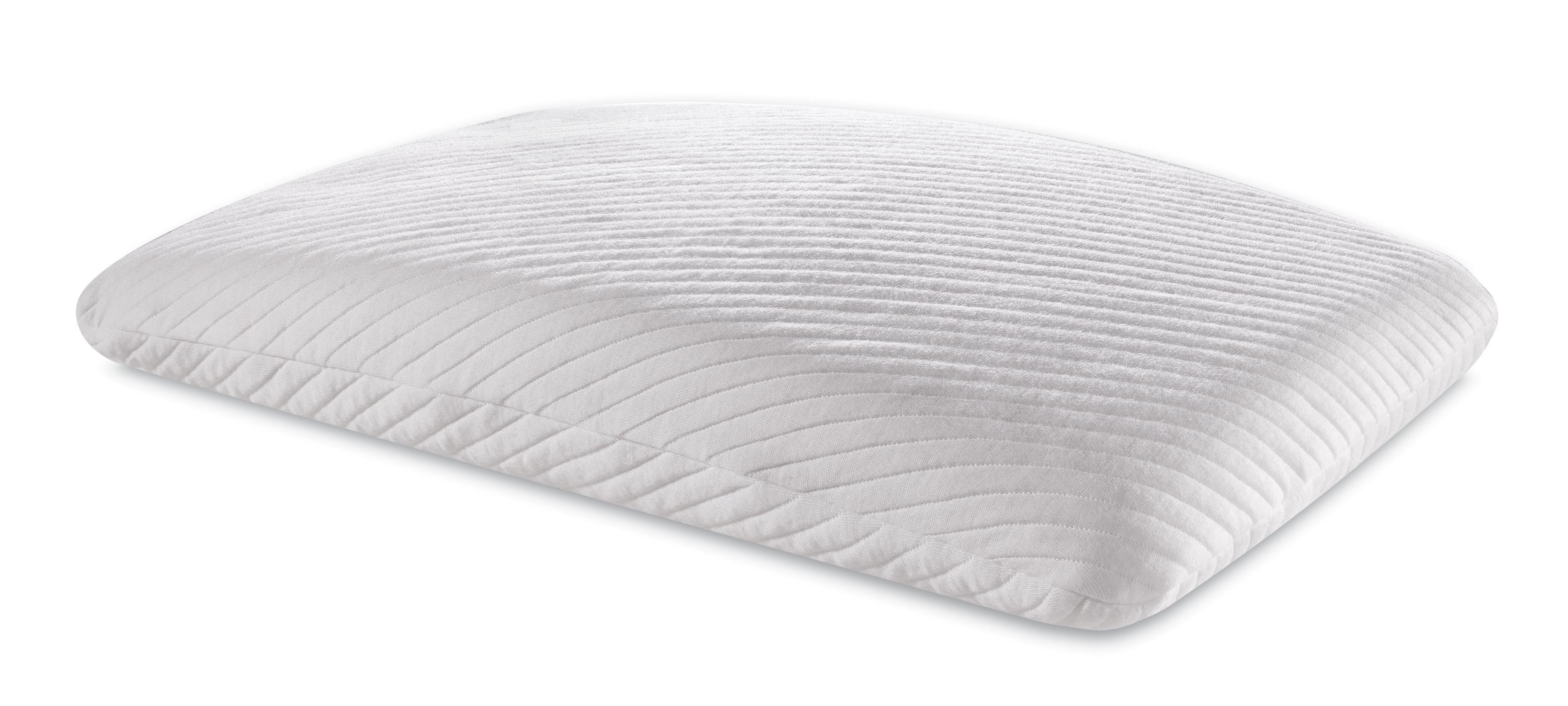 home pillows tech choosing tempurpedic k high pillow a room htgb carley guest mattress sidesleep