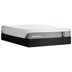 "Queen 11"" TEMPUR-Adapt Medium Mattress Set"
