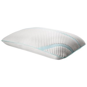 Queen TEMPUR-Adapt Pro-Lo + Cooling Pillow