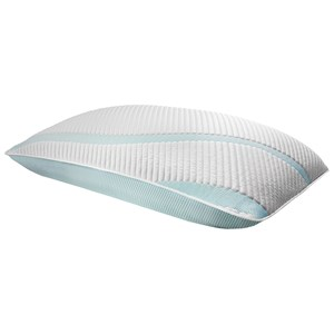 Queen TEMPUR-Adapt Pro-Med + Cooling Pillow