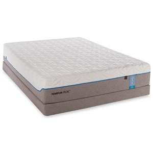 Tempur-Pedic® TEMPUR-Cloud Elite Queen Extra-Soft Mattress Set