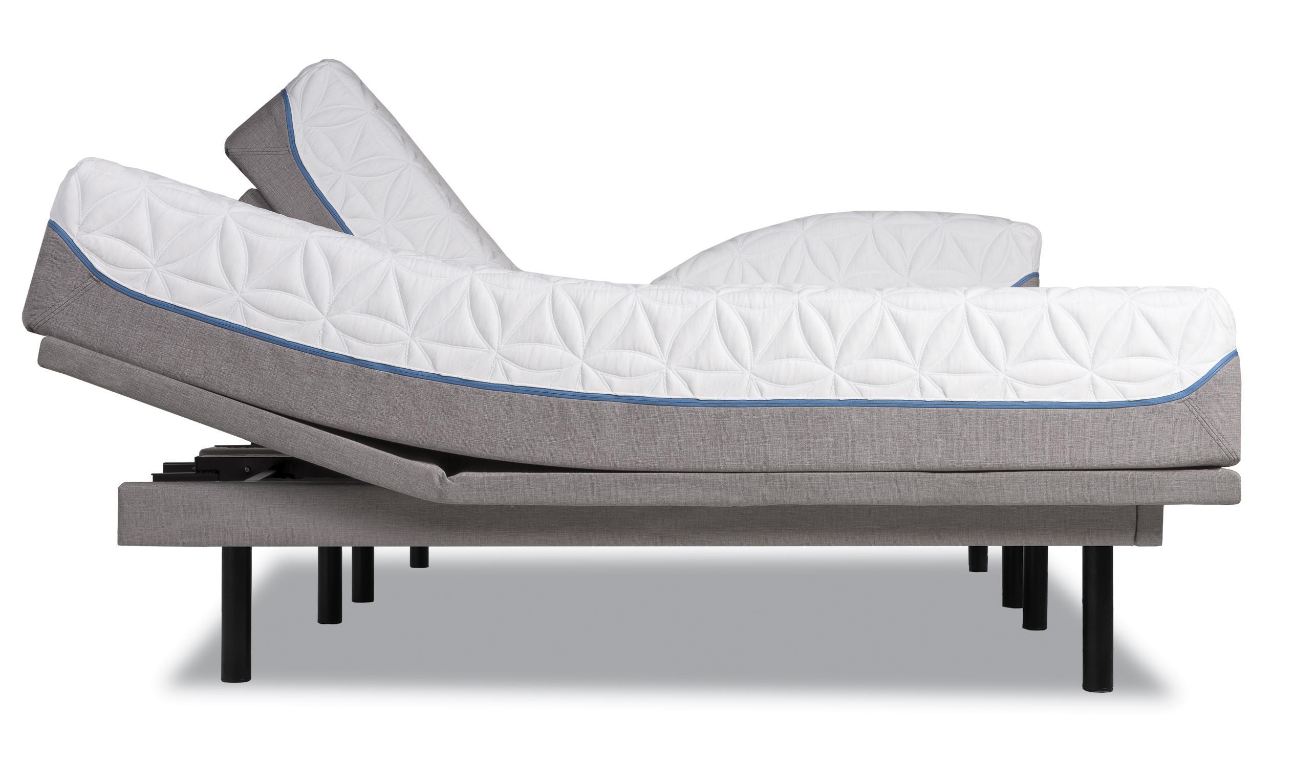 Tempur-Pedic® TEMPUR-Cloud Elite Cal King Extra-Soft Mattress Set - Item Number: 10236180+25289290