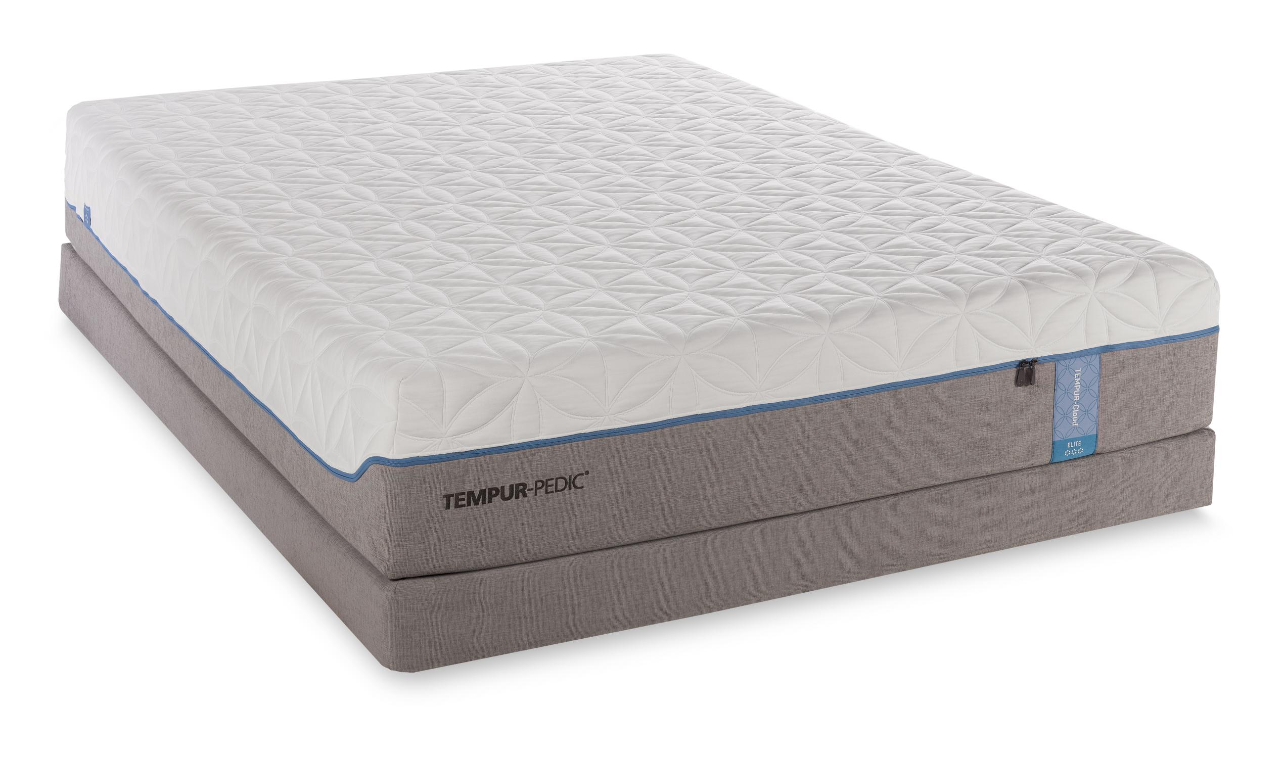 Tempur-Pedic® TEMPUR-Cloud Elite Twin XL Extra-Soft Mattress Set - Item Number: 10236120+20510120