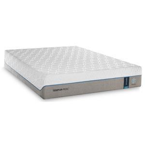 Tempur-Pedic® TEMPUR-Cloud Luxe Breeze 2 Queen Ultra-Soft Mattress Set, LP