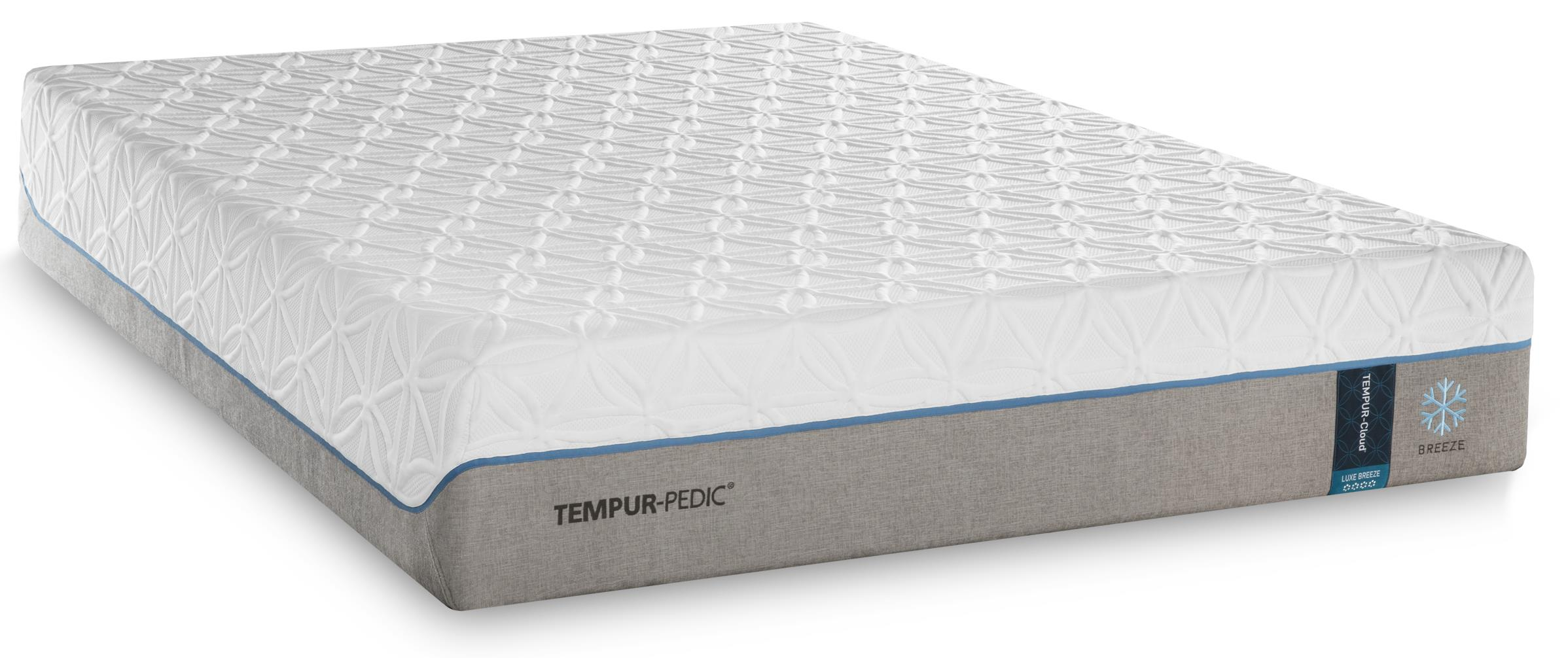 Tempur Pedic TEMPUR Cloud Luxe Breeze 2 Split King Ultra Soft