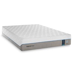 Tempur-Pedic® TEMPUR-Cloud Luxe Breeze 2 Queen Ultra-Soft Mattress Set, Adj