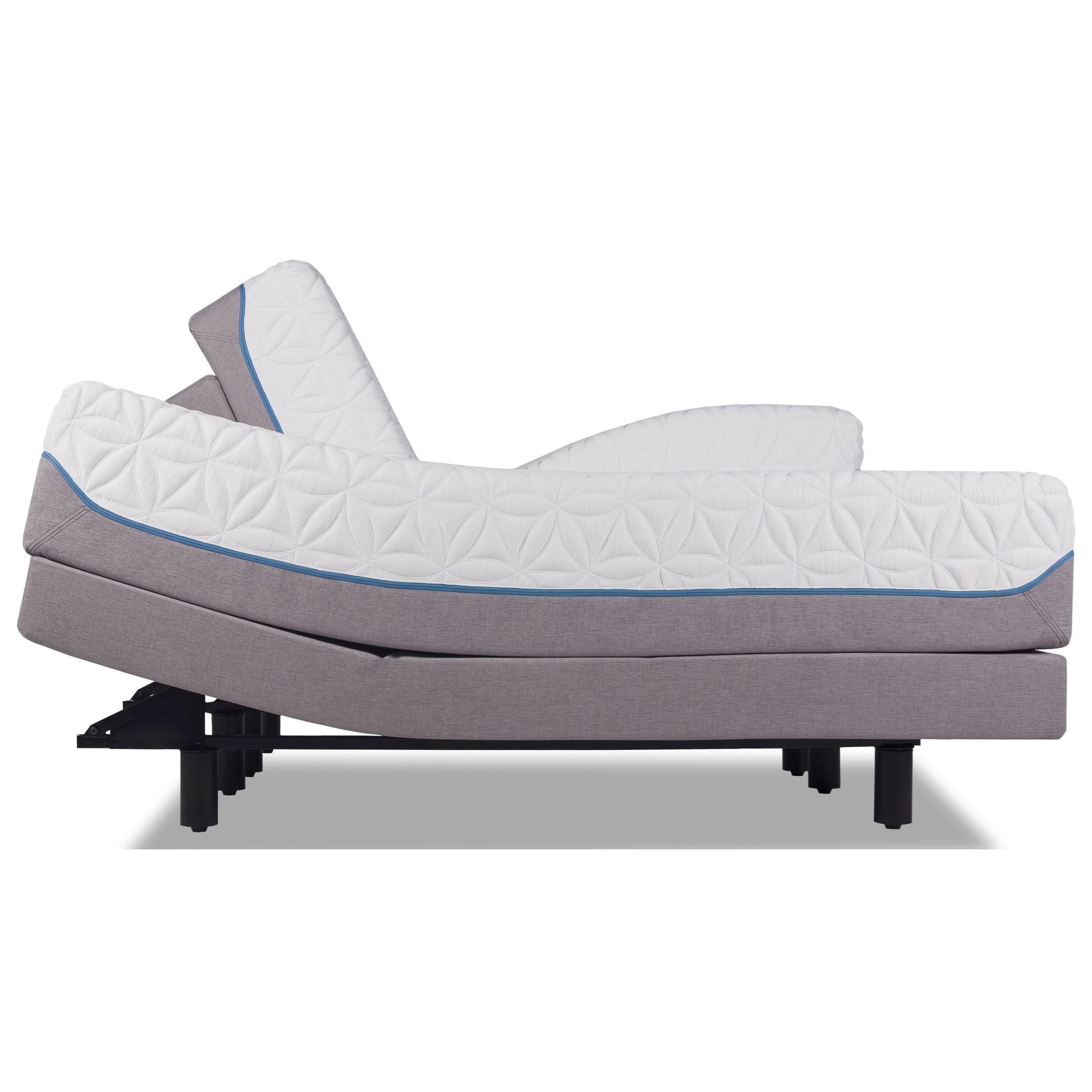 Tempur-Pedic® TEMPUR-Cloud Luxe Twin XL Ultra-Soft Mattress Set - Item Number: 10245220+25565220