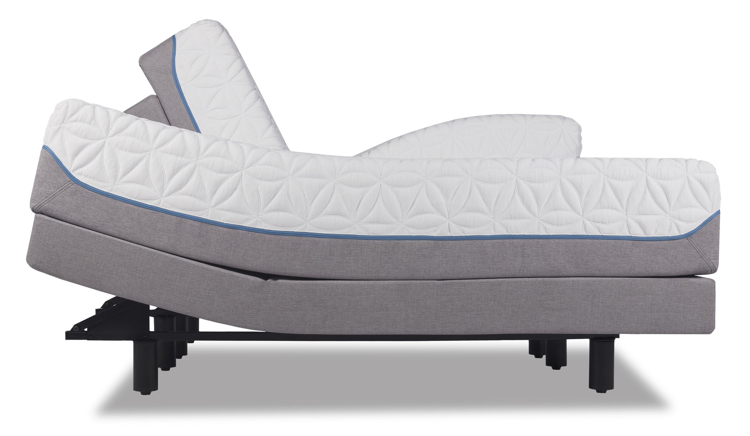 Tempur-Pedic® TEMPUR-Cloud Luxe Cal King Ultra-Soft Mattress Set - Item Number: 10245280+2x25565290