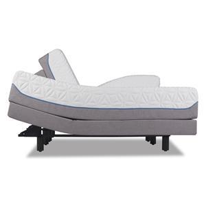 Tempur-Pedic® TEMPUR-Cloud Luxe Queen Ultra Soft Adjustable Set