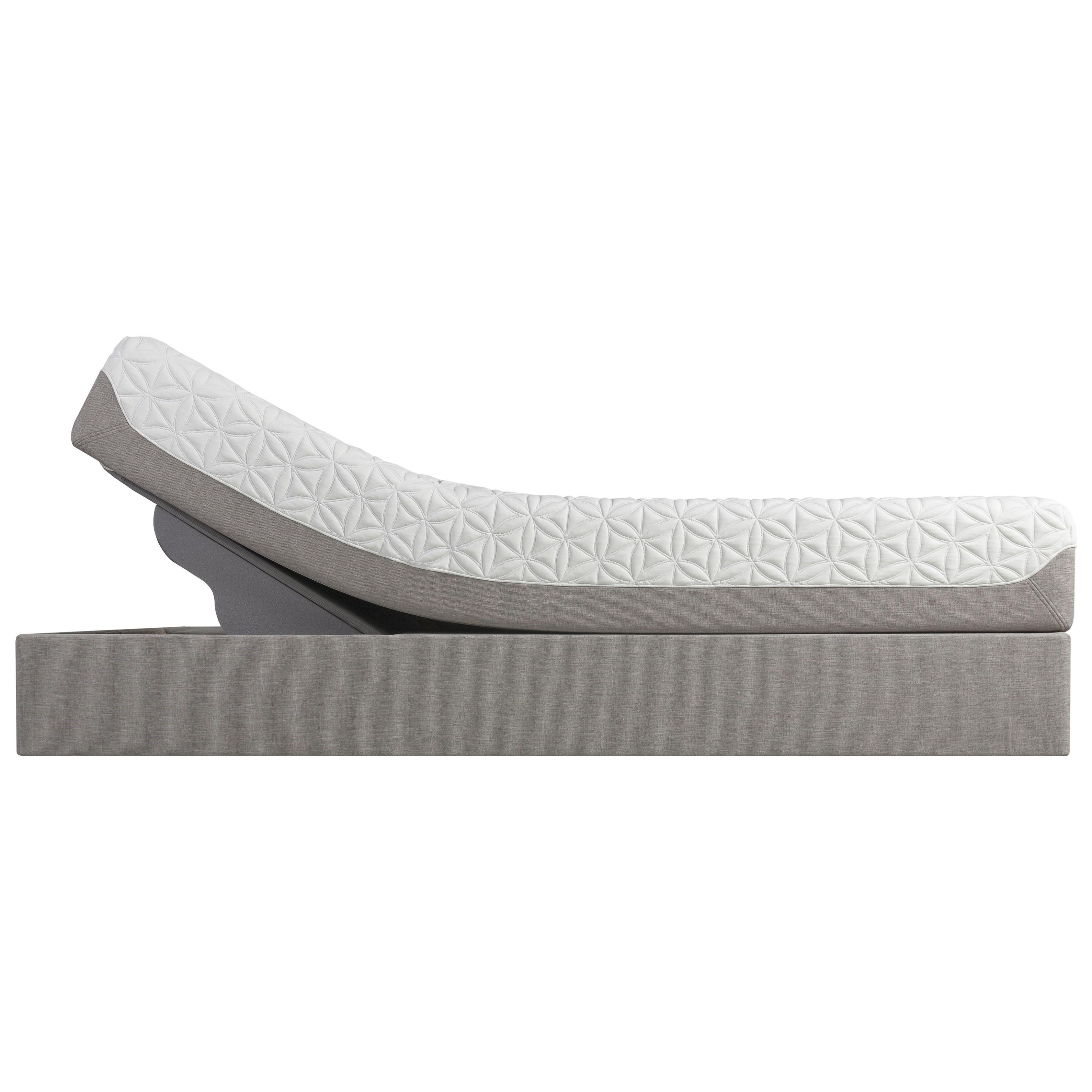 Tempur-Pedic® TEMPUR-Cloud Prima Twin Medium-Soft Mattress Set - Item Number: 10237110+25287110