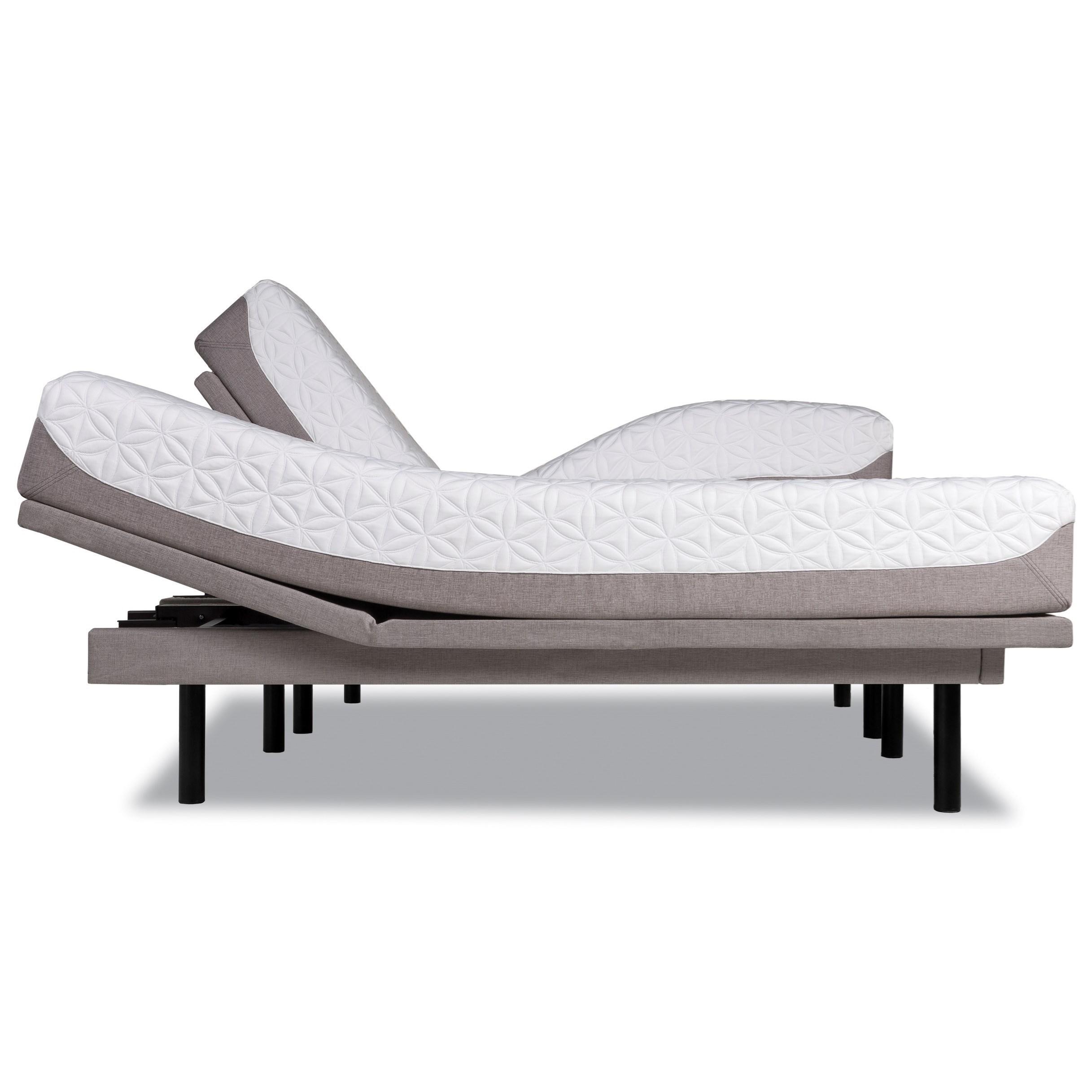 Tempur-Pedic® TEMPUR-Cloud Prima Twin Medium-Soft Mattress Set - Item Number: 10237110+25289210