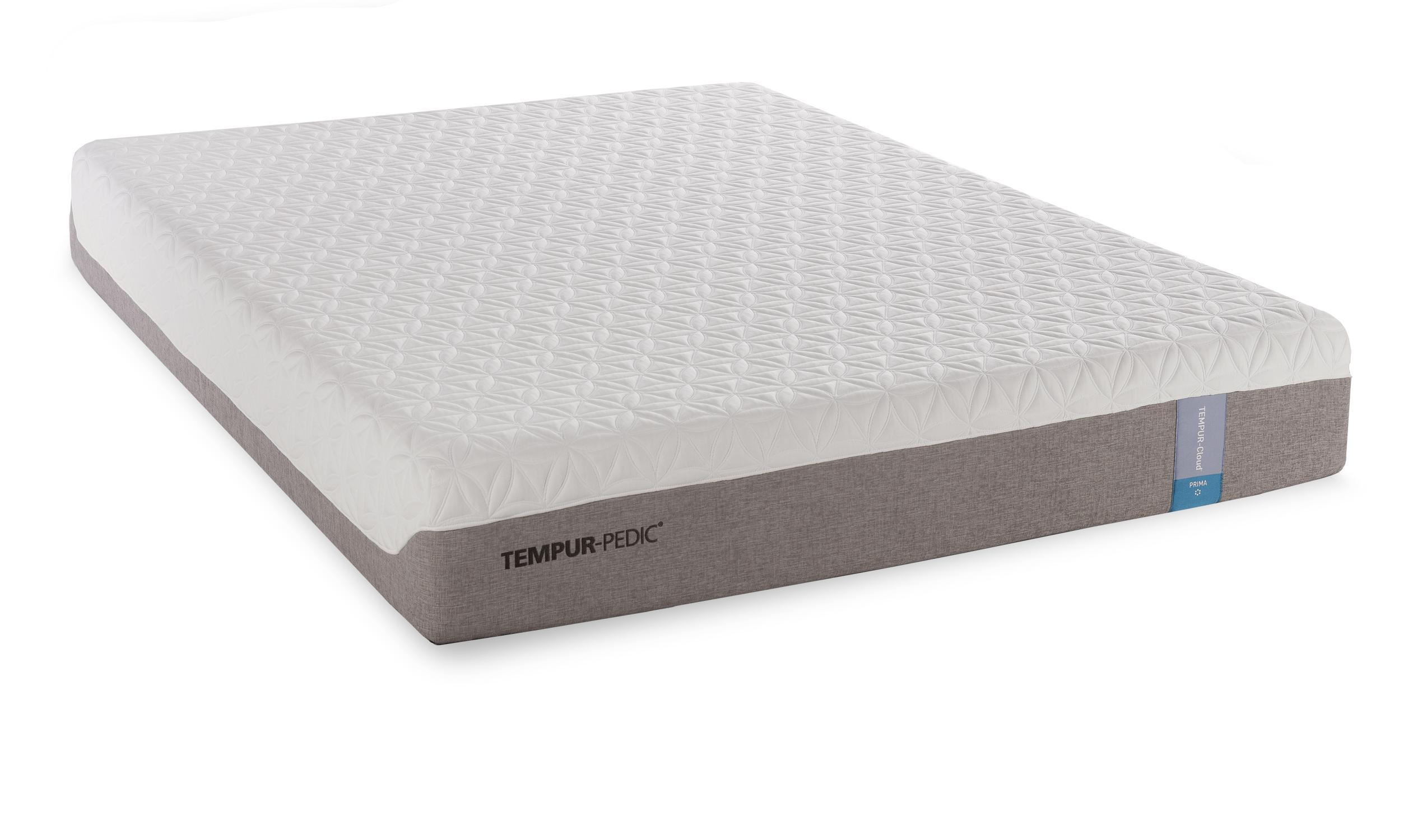 Tempur-Pedic® TEMPUR-Cloud Prima Queen Medium-Soft Mattress - Item Number: 10237150