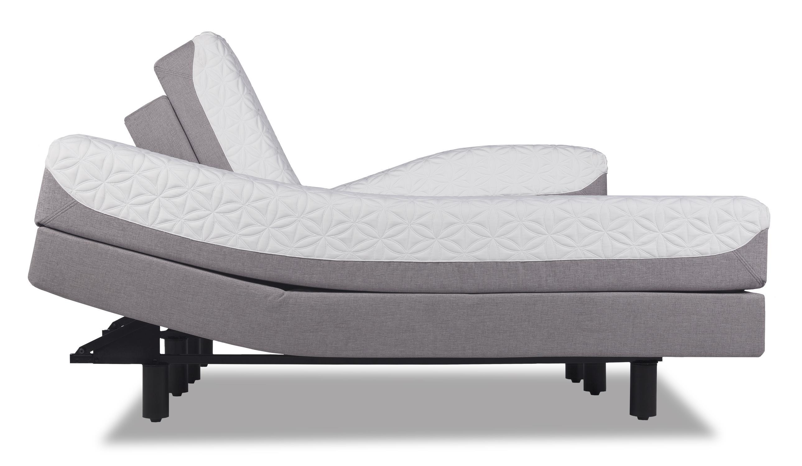 Tempur-Pedic® TEMPUR-Cloud Prima Cal King Medium-Soft Mattress Set - Item Number: 10237180+2x25565290