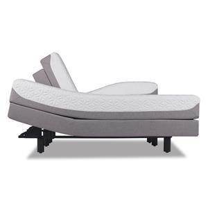 Tempur-Pedic® TEMPUR-Cloud Prima Cal King Medium Soft Adjustable Set
