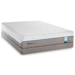 Tempur-Pedic® TEMPUR-Cloud Supreme Breeze 2 Queen Soft Mattress Set