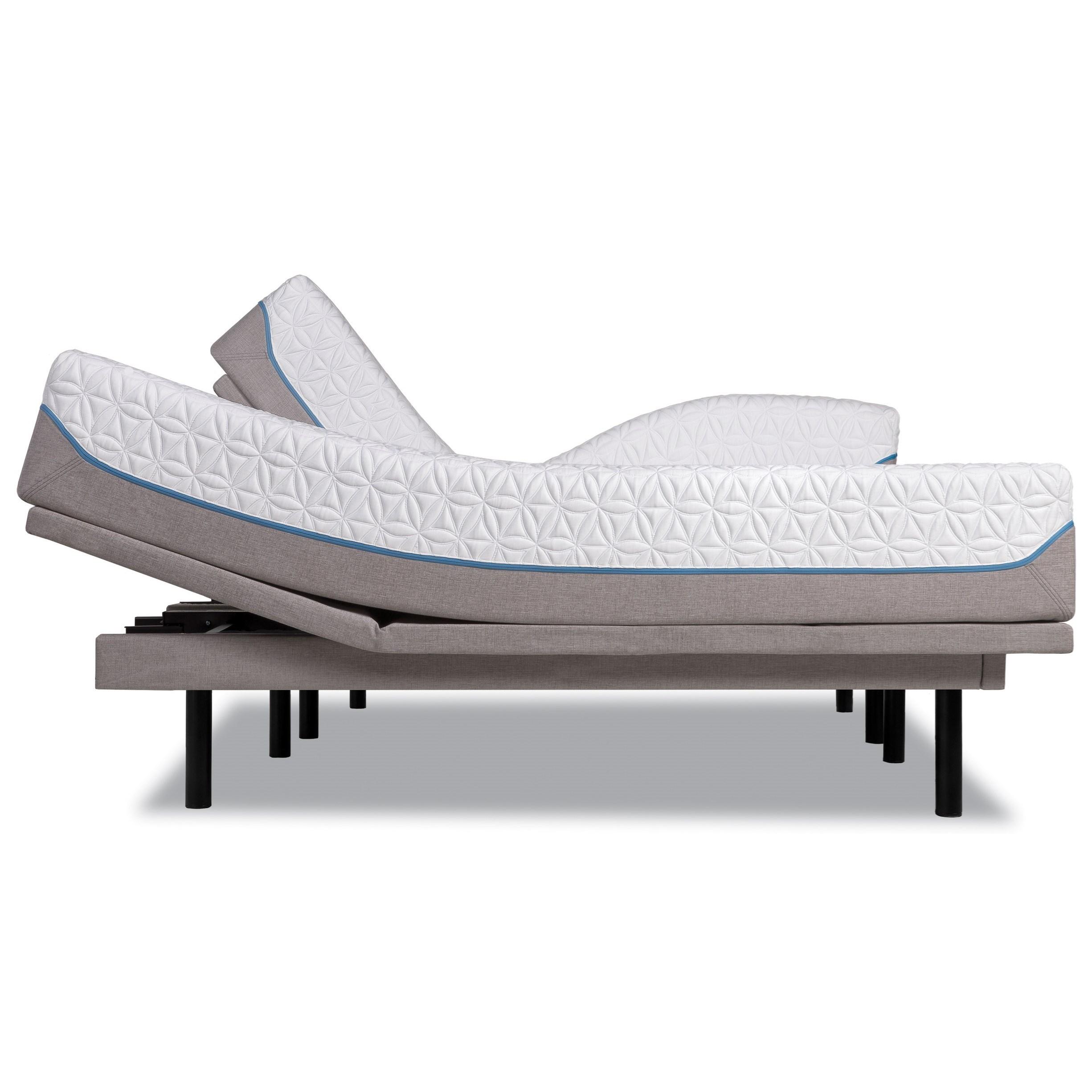 Tempur-Pedic® TEMPUR-Cloud Supreme Twin Soft Mattress Set - Item Number: 10240210+25289210