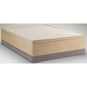 Tempur-Pedic® TEMPUR-Contour Allura Twin XL Medium Mattress Set