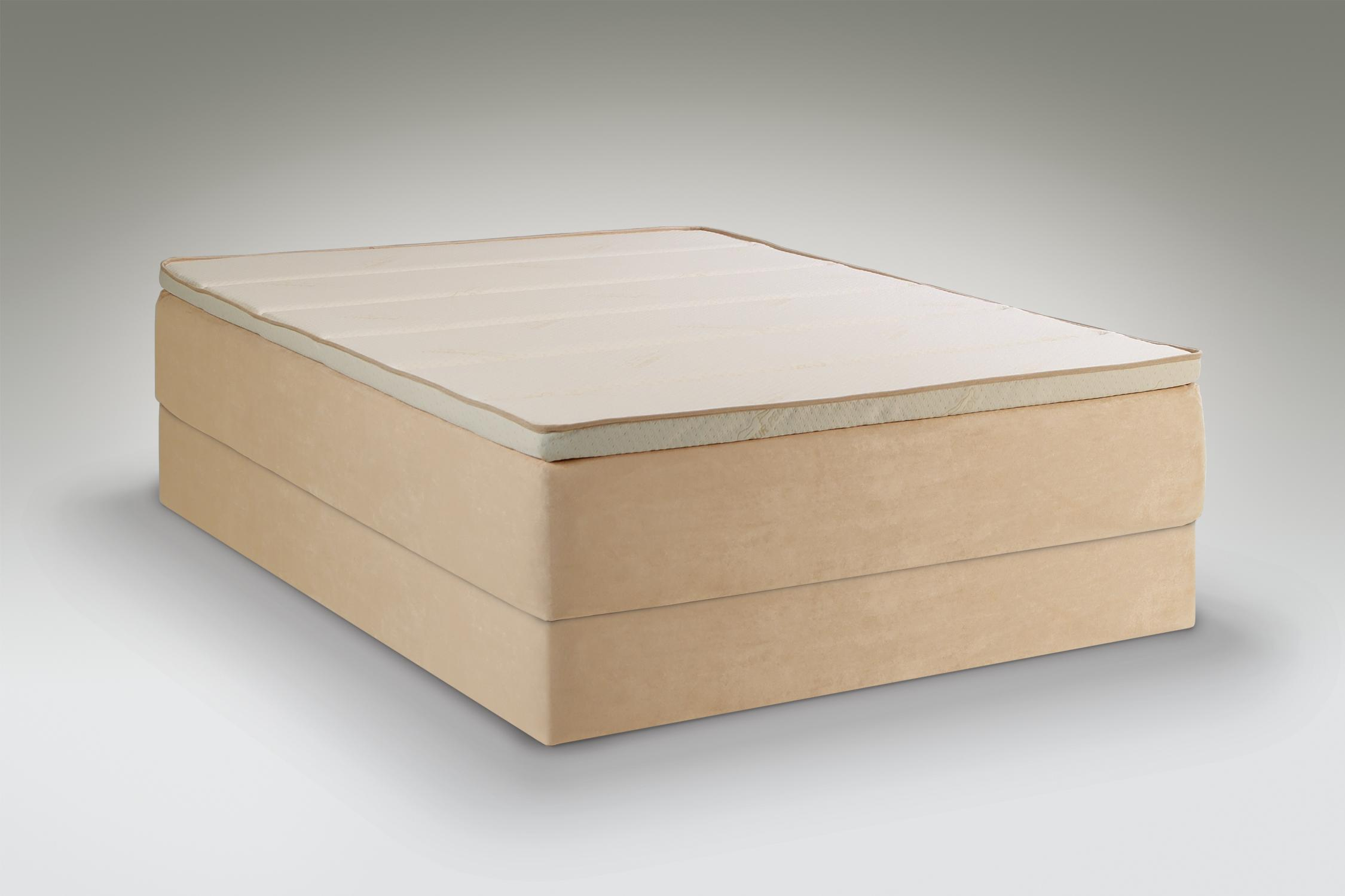 Tempur-Pedic® TEMPUR-Contour Allura Queen Medium Mattress Set - Item Number: 10220150+20510250