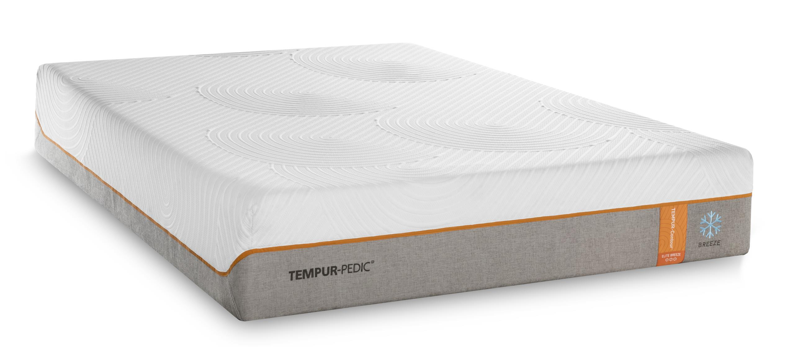 Tempur-Pedic® TEMPUR-Contour Elite Breeze Contour Elite Breeze Twin XL Medium-Firm - Item Number: 10290220