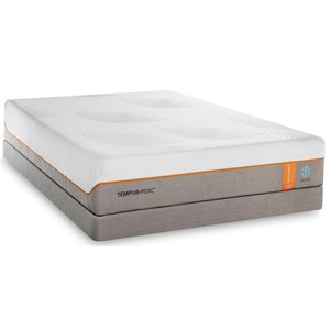Tempur-Pedic® TEMPUR-Contour Elite Breeze Twin XL Medium-Firm Mattress Set