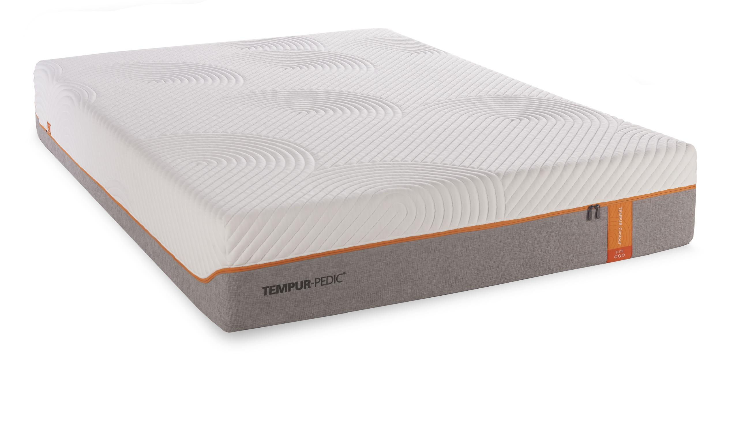Tempur-Pedic® TEMPUR-Contour Elite King Medium-Firm Mattress - Item Number: 10257170