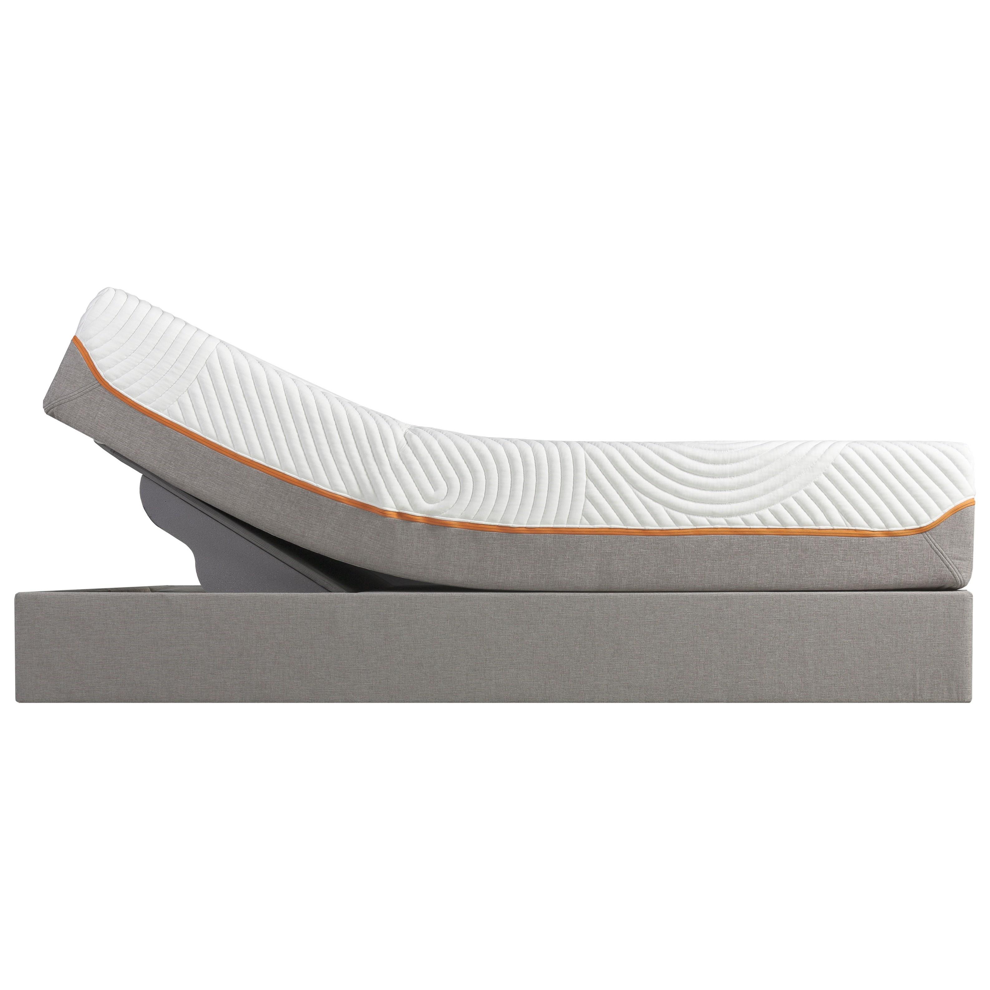 Tempur-Pedic® TEMPUR-Contour Elite Cal King Medium-Firm Mattress Set - Item Number: 10257180+2x25287190