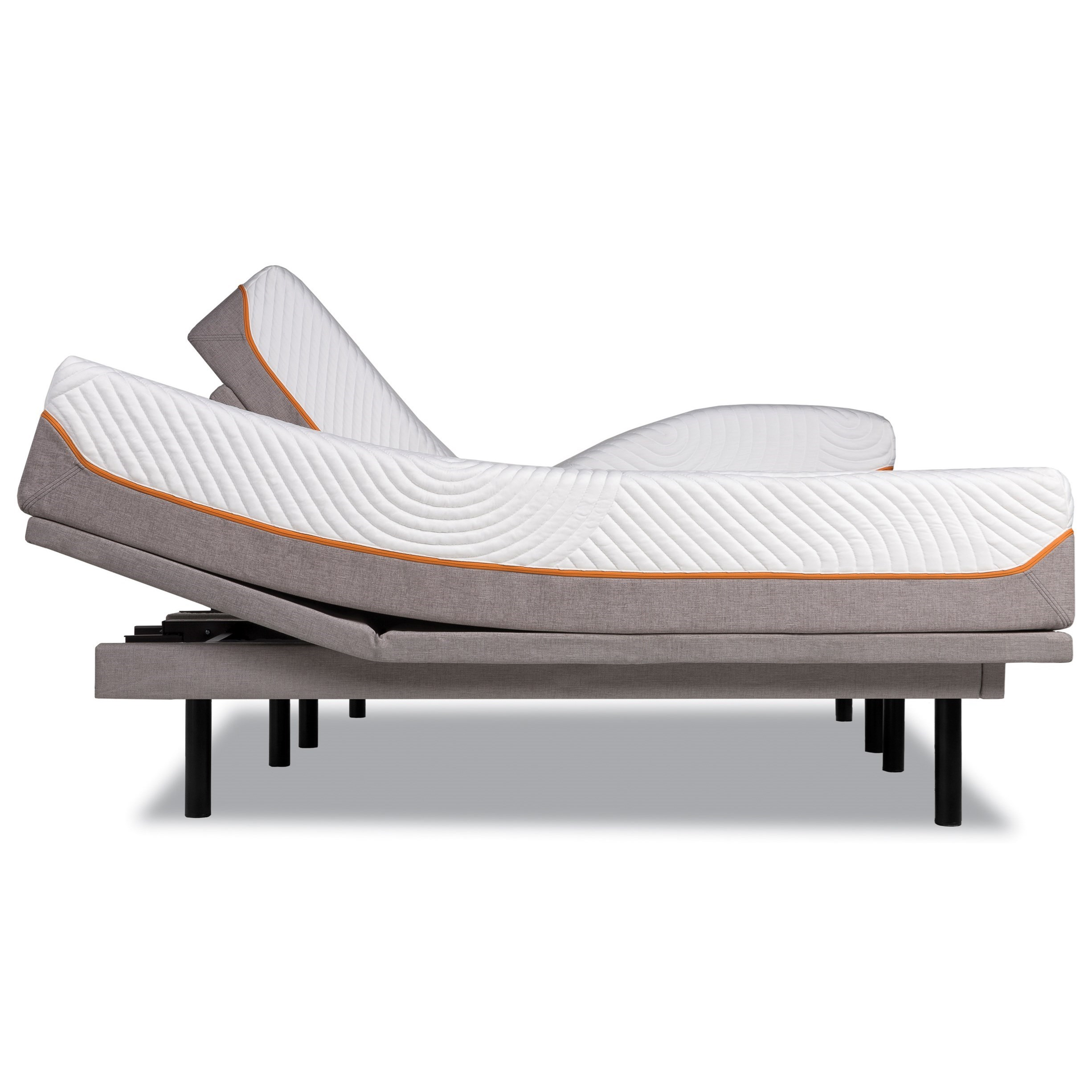 Tempur-Pedic® TEMPUR-Contour Supreme Full Firm Mattress Set - Item Number: 10256130+25289230