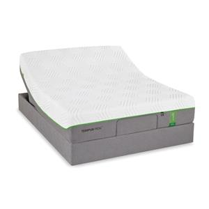 Tempur-Pedic® TEMPUR-Flex Elite Cal King Medium Soft Plush Mattress Set