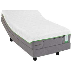 Tempur-Pedic® TEMPUR-Flex Elite Full Medium Soft Plush Mattress Set