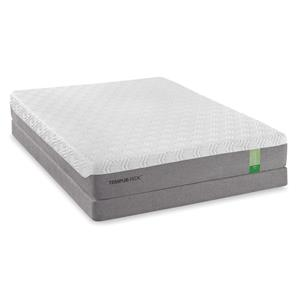Tempur-Pedic® TEMPUR-Flex Prima Queen Medium Firm Low Profile Set