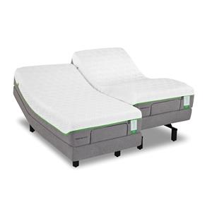 Tempur-Pedic® TEMPUR-Flex Supreme Queen Medium Plush Mattress Set