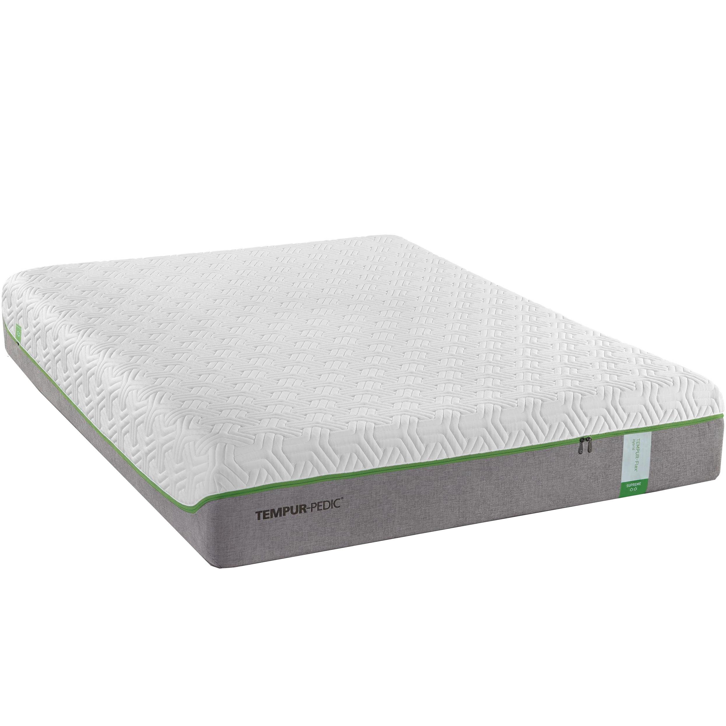 Tempur-Pedic® TEMPUR-Flex Supreme King Medium Plush Mattress - Item Number: 10116170
