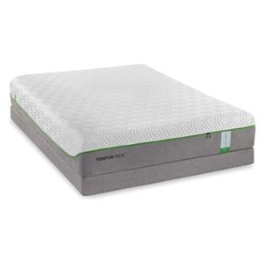 Tempur-Pedic® TEMPUR-Flex Supreme Cal King Medium Plush Mattress Set