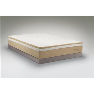 Tempur-Pedic® TEMPUR-Contour™ Rhapsody Breeze Queen Medium Firm Mattress, LP Set