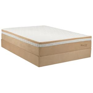 Tempur-Pedic® TEMPUR-Contour™ Rhapsody Breeze King Medium Firm Mattress, HP Set