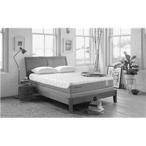 Queen Tempur-Flex Prima Mattress