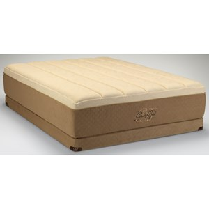 Tempur-Pedic® The GrandBed Queen Medium-Soft Mattress Set, LP
