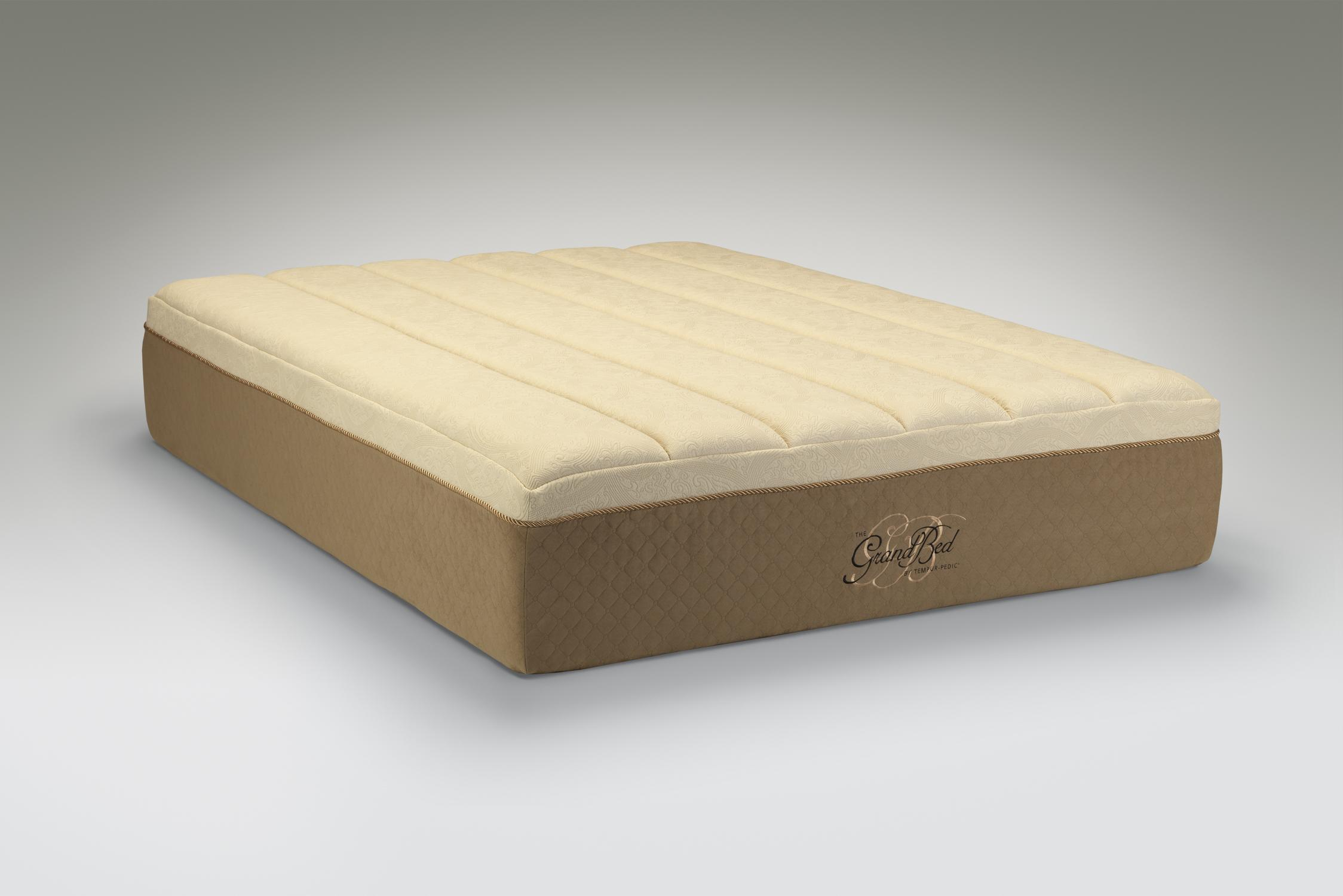 Tempur-Pedic® The GrandBed Queen Medium-Soft Mattress - Item Number: 10185250
