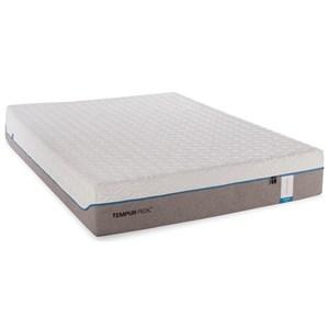 """Tempur-Pedic® Canada Tempur-Achieve Queen 11 1/2"""" Firm Tempur Material Mattress"""