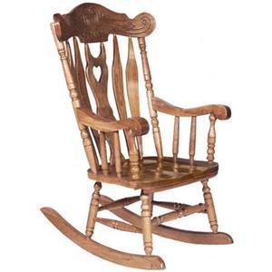 Awe Inspiring Wood Rockers In Delphos Lima Van Wert Ottawa And Celina Creativecarmelina Interior Chair Design Creativecarmelinacom