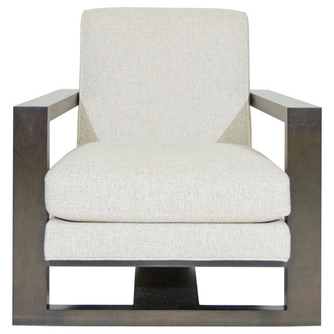 Thayer Coggin Roger Lounge Chair - Item Number: 1183-103