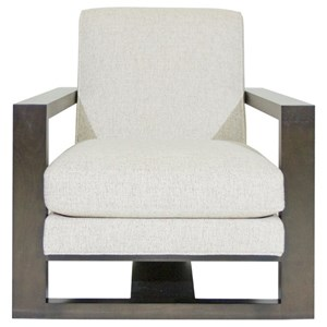 Roger Lounge Chair by Thayer Coggin