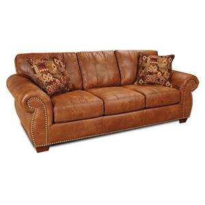 The Rose Hill Company 7700 Stationary Sofa