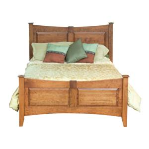 Yutzy - Urban Collection Yutzy Highlands Queen Panel Bed