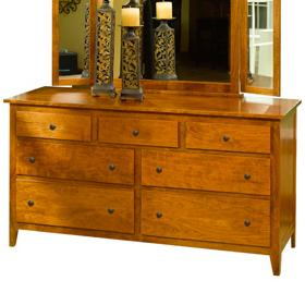 The Urban Collection Jamestown Square Large Dresser