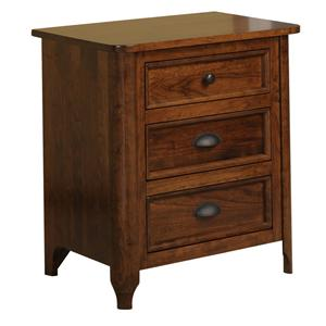 The Urban Collection Hudson  Nightstand