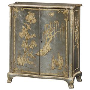 Theodore Alexander Argento Blossom Cabinet